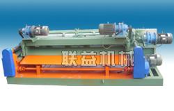 SK2200型数控无卡旋切裁板一体机