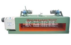 SK2600型数控无卡旋切裁板一体机